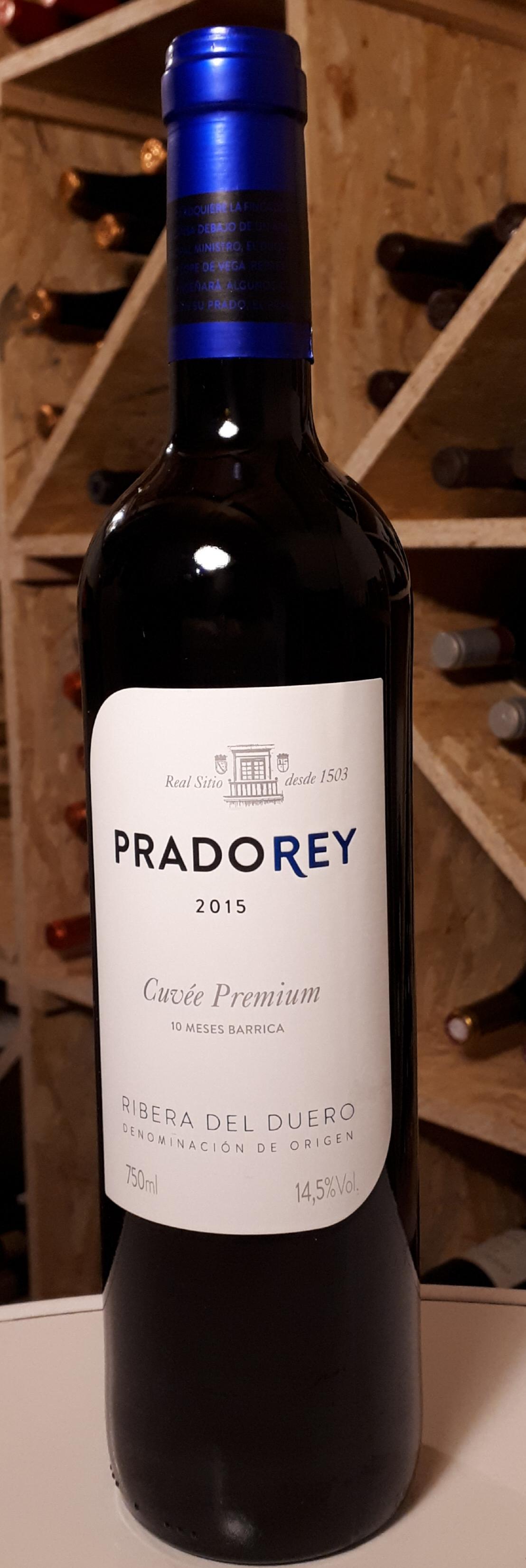 Prado Rey Cuvée Premium 2018